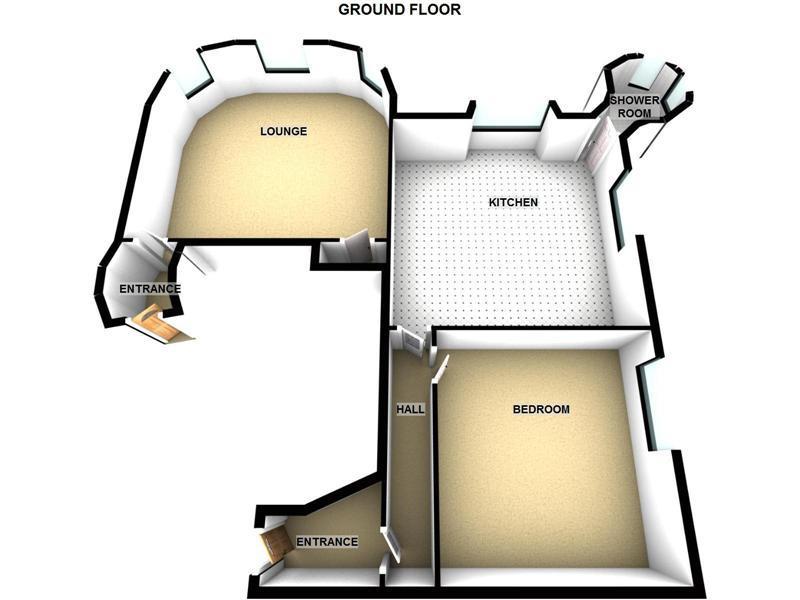 Flat 8 Pitfour Castle